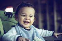 zadowoloone dziecko