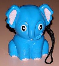 zabawka w kształcie słona