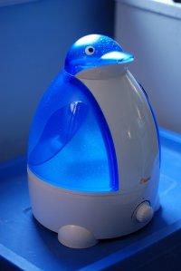 nawilżacz - pingwin